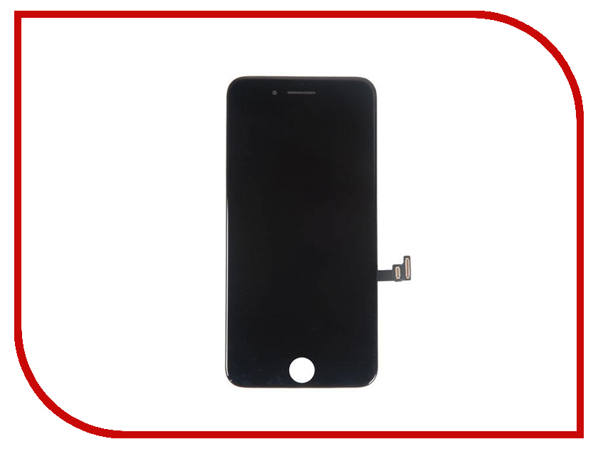 Купить Дисплей RocknParts для iPhone 7 Plus в сборе с тачскрином Refurbished Black 620867