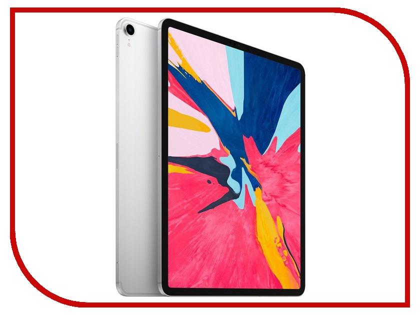 Купить Планшет Apple iPad Pro 12.9 (2018) 256Gb Wi-Fi + Cellular Silver MTJ62RU/A