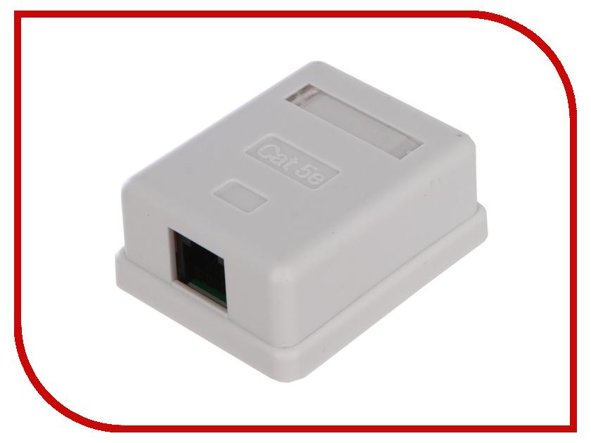 Купить Розетка TV-COM RJ-45 UTP STV-1RJ45U