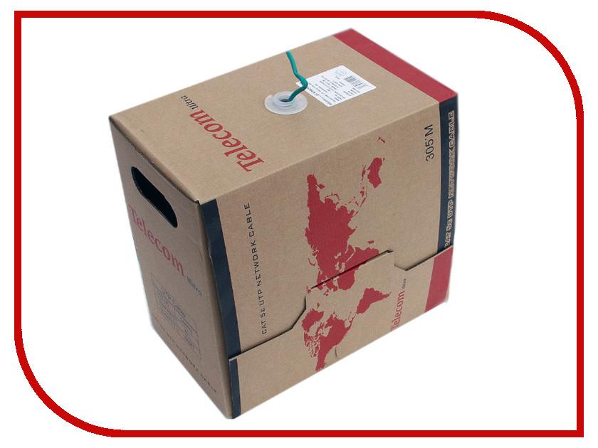 Купить Сетевой кабель Telecom Ultra Base UTP cat.5e 305m Green TUS44048E-GR