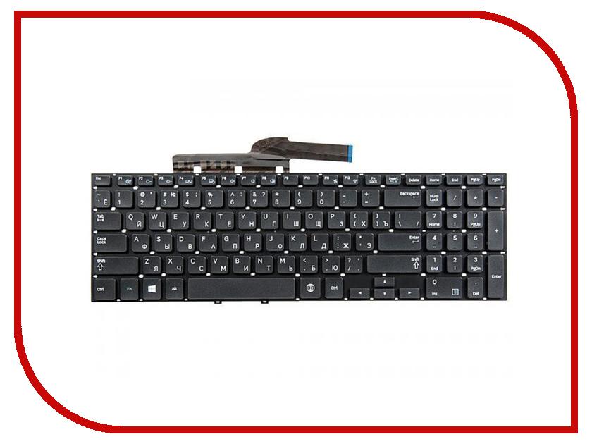 Купить Клавиатура RocknParts для Samsung NP270E5E/NP300E5V/NP350V5C/NP355V5C/NP355V5X/NP550P5C Black 333294