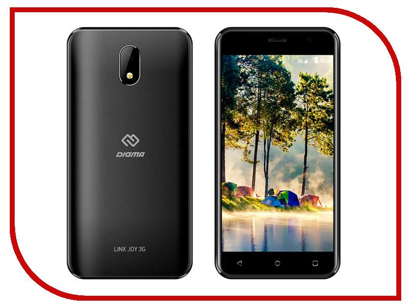 Купить Сотовый телефон Digma LINX JOY 3G Black