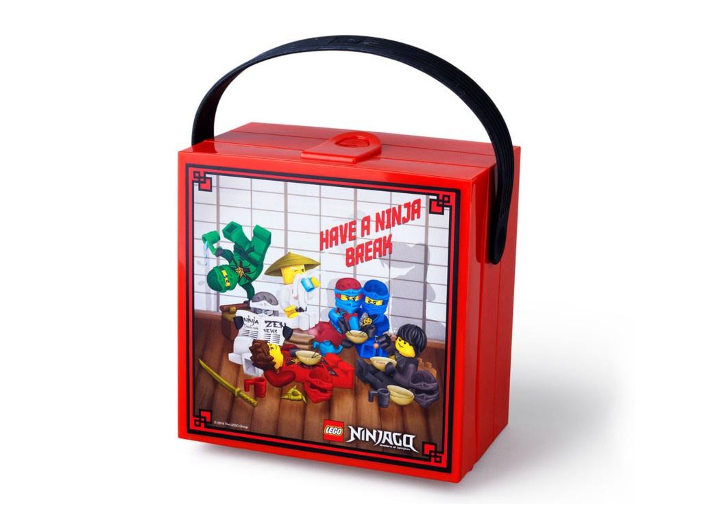 пособие учитель что такое хорошо и что такое плохо 6619л Ланч-бокс Lego Ninjago 40511733