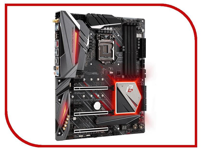 Купить Материнская плата ASRock Z390 Phantom Gaming 9