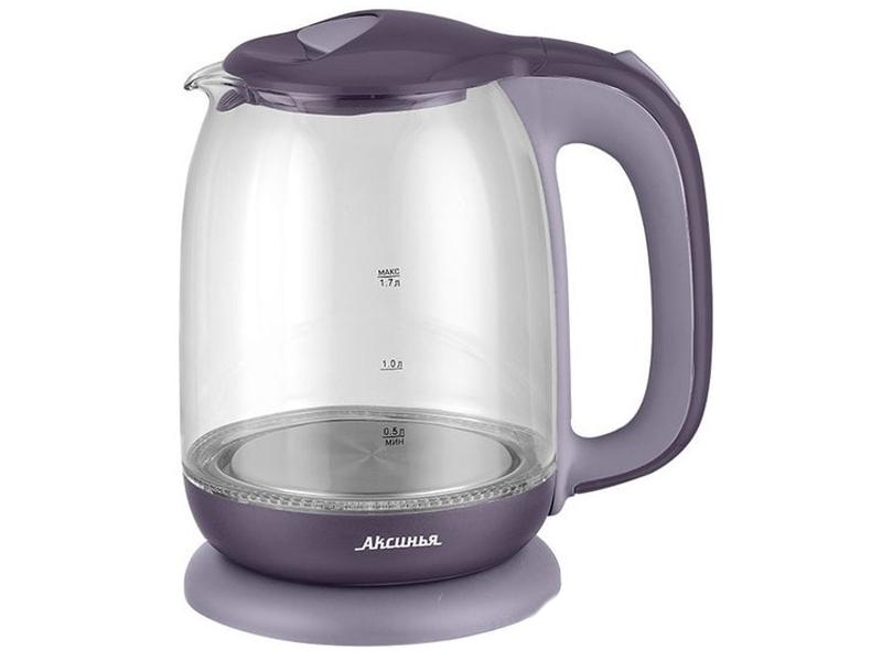 Чайник Аксинья КС-1020 Violet