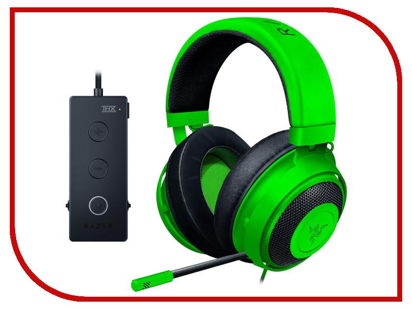 Купить Razer Kraken Tournament Green RZ04-02051100-R3M1