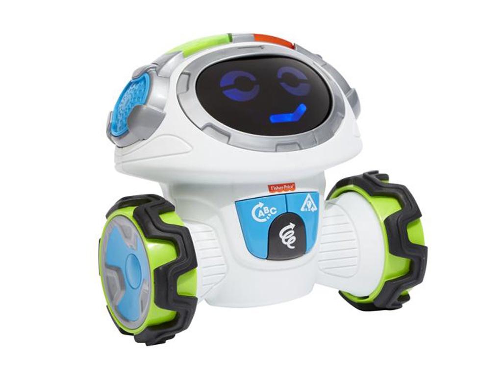Купить Игрушка Mattel Fisher-Price Робот Мови FKC38