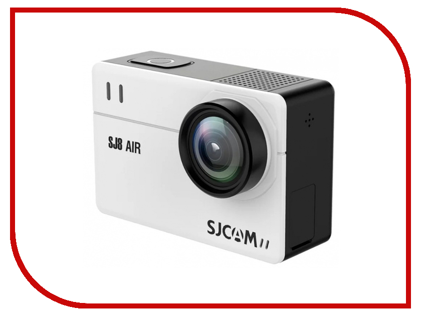 Купить Экшн-камера SJCAM SJ8 Air White