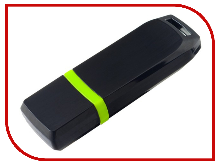 Купить USB Flash Drive 16Gb - Perfeo C11 Black PF-C11B016