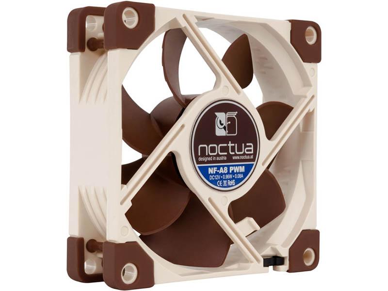 Вентилятор Noctua NF-A8 5V PWM 80x80x25mm 2200rpm