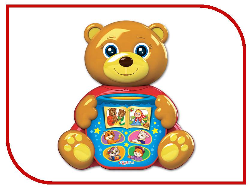 Купить Игрушка Азбукварик Мишка косолапый 4680019281858