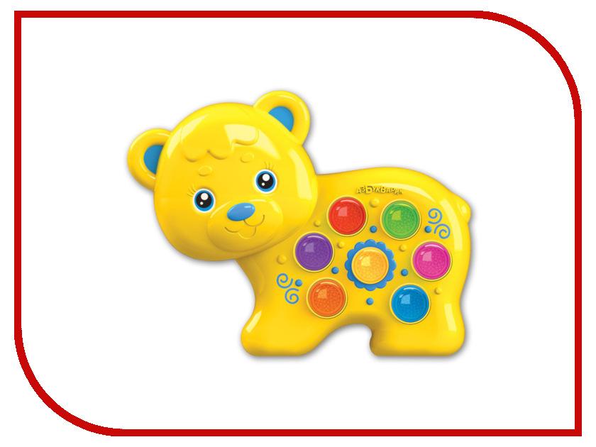 Купить Игрушка Азбукварик Веселушки Мишка 4630027290267