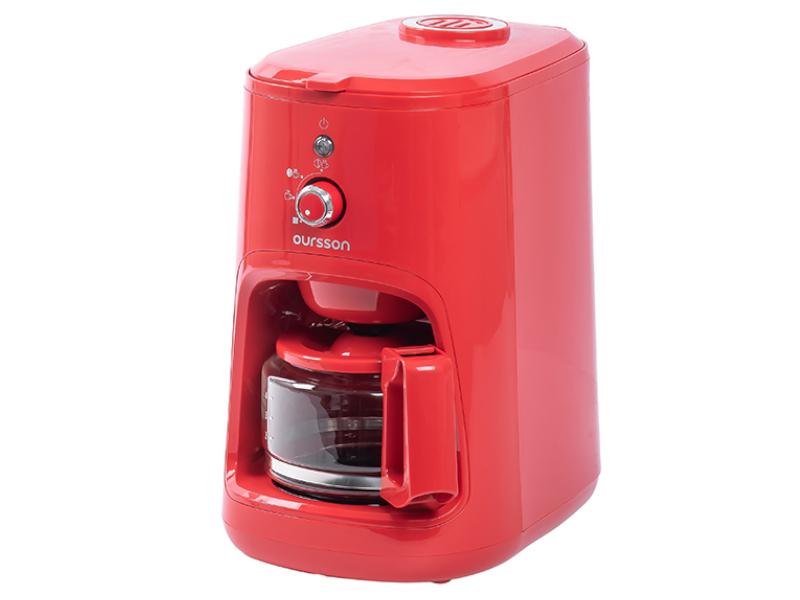 Кофеварка Oursson CM0400G/RD Red