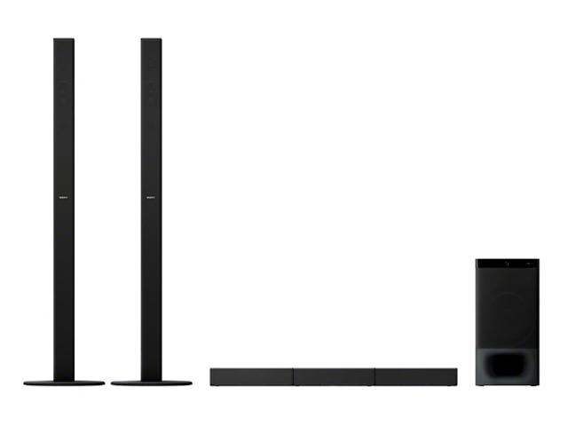 sony nwz b172f купить Комплект Sony HT-S700RF Black