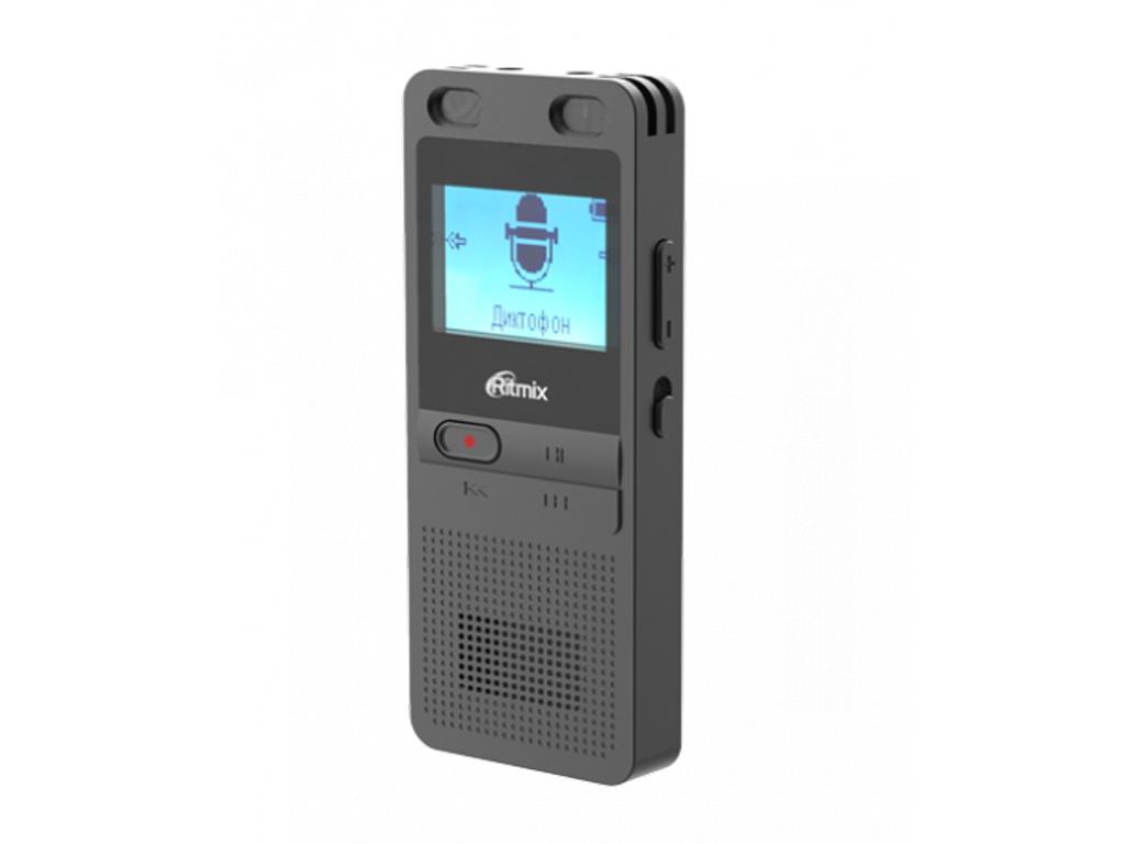 panasonic rr xs410 Диктофон Ritmix RR-910 8GB Black