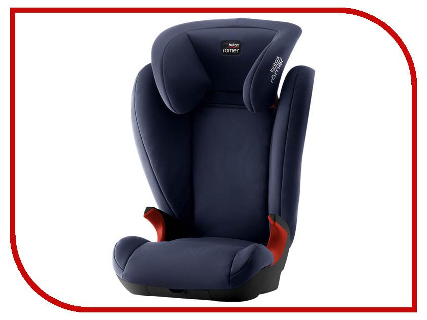 Купить Автокресло Britax Romer Kid II Black Series Trendline Moonlight Blue 2000029682, Германия