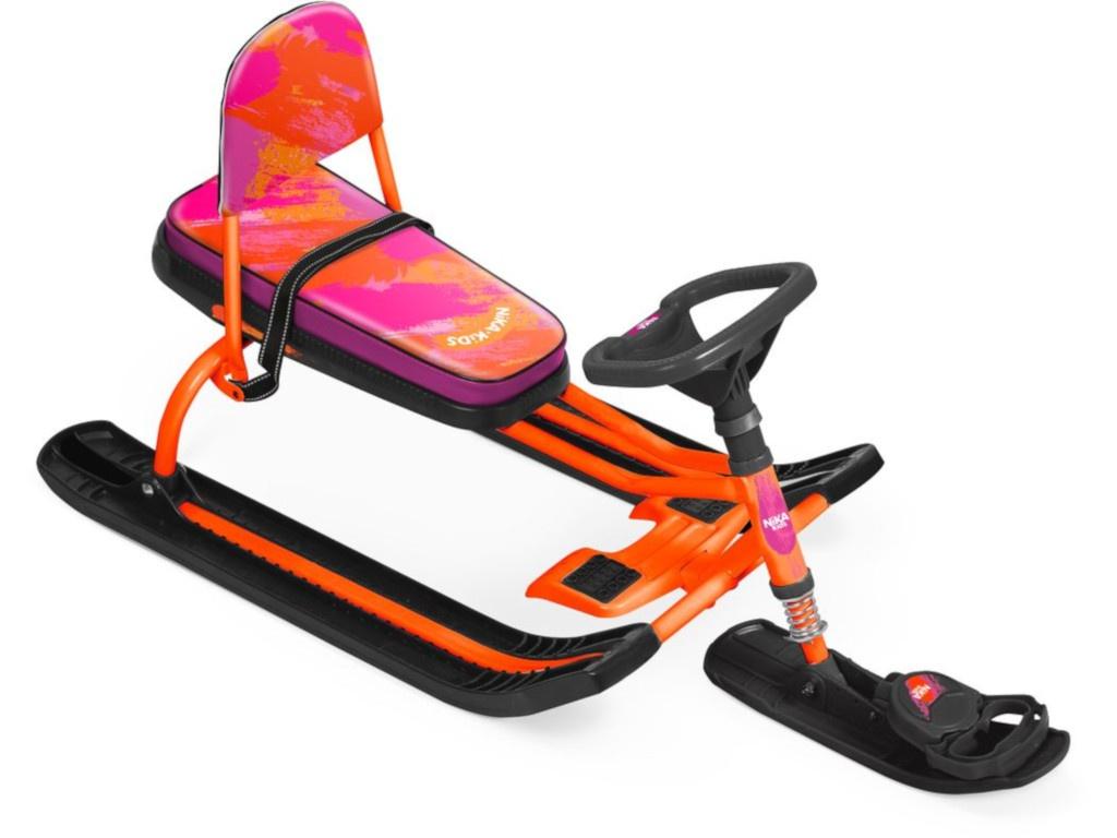 велоперчатки polednik baby р 4 orange pol baby 4 org Снегокат Nika Тимка спорт 4-1 ТС4-1/CL Kids Colors Orange