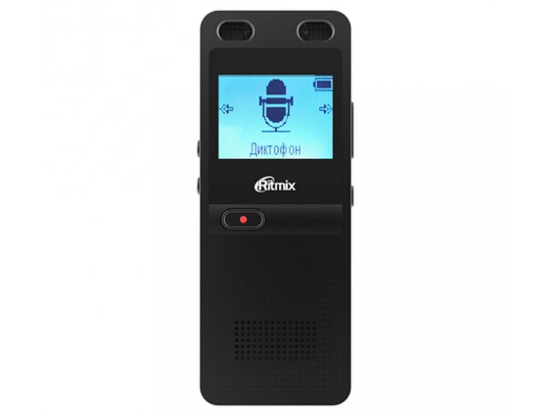 panasonic rr xs410 Диктофон Ritmix RR-910 4GB Black