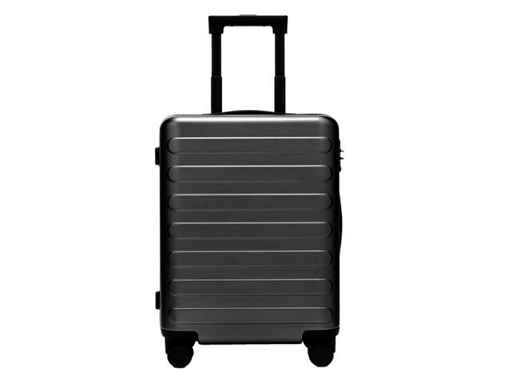 Чемодан Xiaomi RunMi 90 Fun Seven Bar Business Suitcase 20 Black