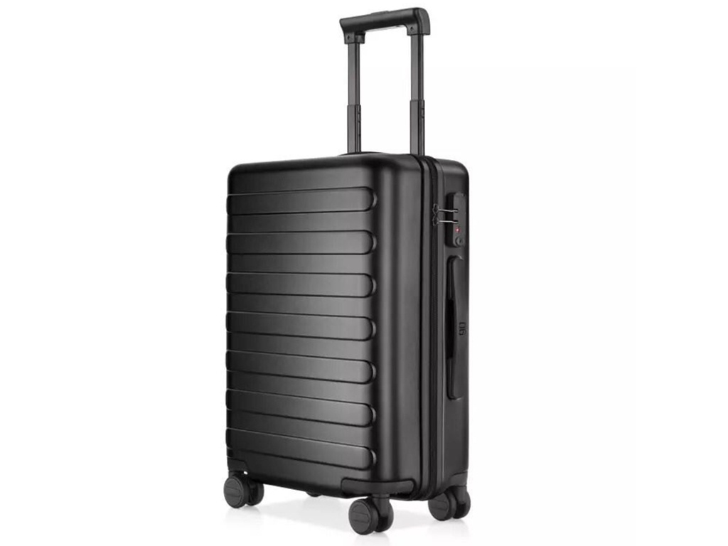 Чемодан Xiaomi RunMi 90 Fun Seven Bar Business Suitcase 24 Black