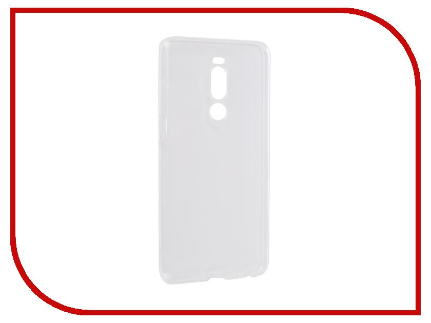 Купить Аксессуар Чехол для Meizu Note 8 DF Silicone Super Slim mzCase-30, DF-GROUP