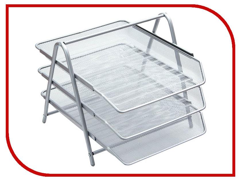Купить Лоток горизонтальный Berlingo Steel & Style Silver BMs_41031