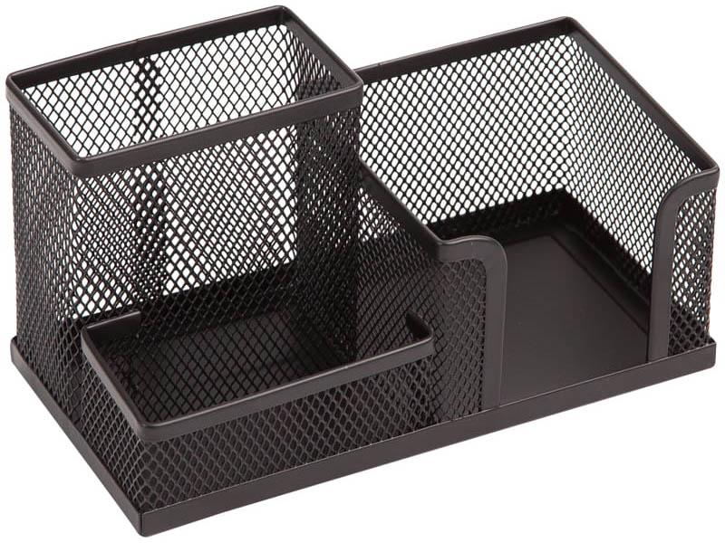 лоток горизонтальный berlingo steel & style silver bms 41031 Подставка Berlingo Steel & Style Black BMs_41302