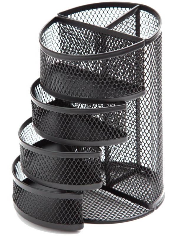 лоток горизонтальный berlingo steel & style silver bms 41031 Подставка Berlingo Steel & Style Black BMs_41172