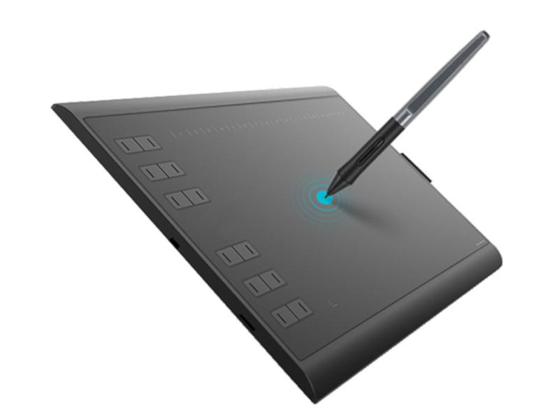 планшет самсунг куплю Графический планшет Huion H1060P Black