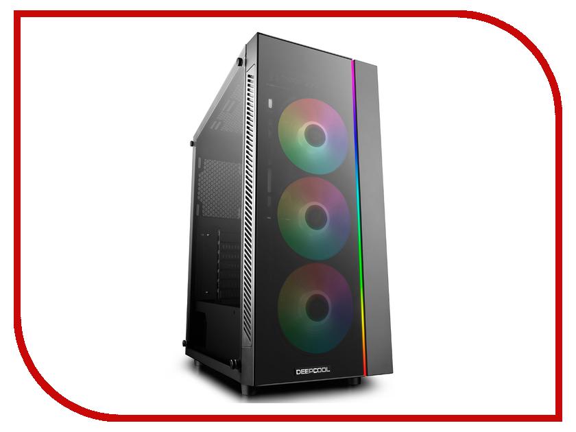 Купить Корпус Deepcool Matrexx 55 ADD-RGB 3F Black