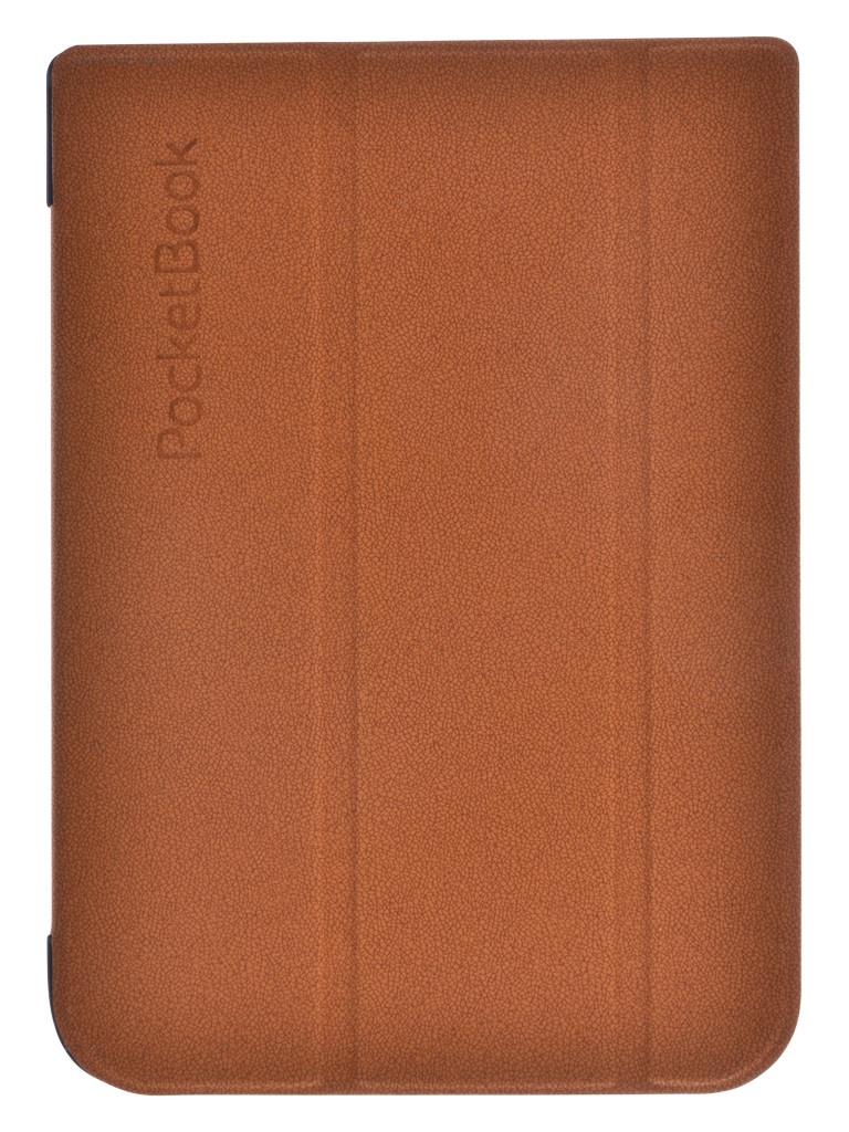 Аксессуар Чехол для PocketBook 740 Brown PBC-740-BRST-RU аксессуар чехол bookcase для pocketbook 740 740 pro 740 color scenery bc 740 stand print pezh