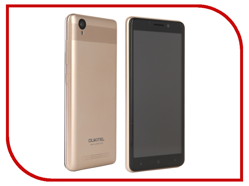 Купить Сотовый телефон Oukitel C10 Gold