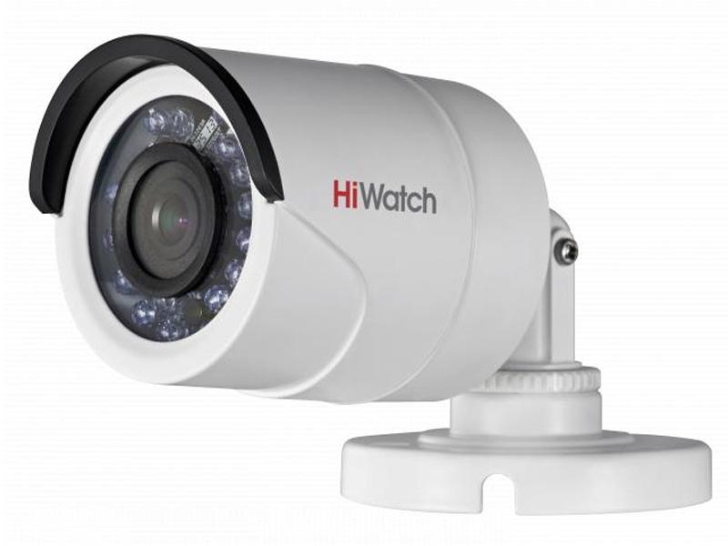 аналоговая камера hiwatch ds t251 2 8mm Аналоговая камера HiWatch DS-T200P 3.6mm