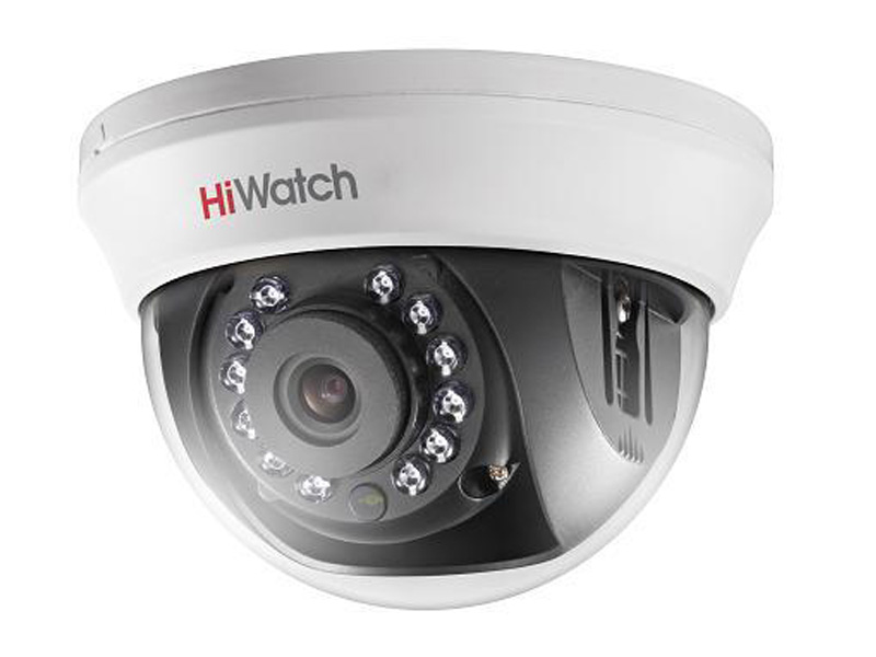 аналоговая камера hiwatch ds t251 2 8mm Аналоговая камера HiWatch DS-T101 6mm