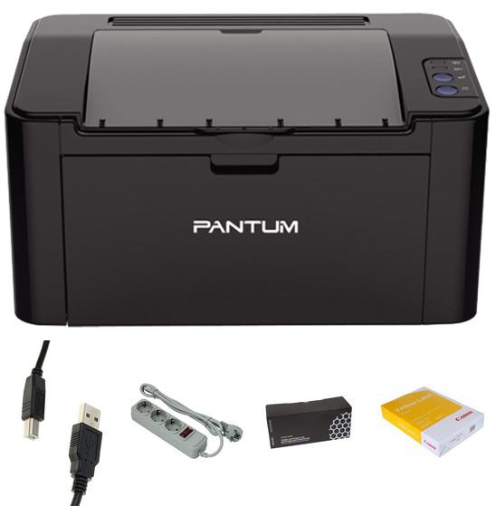 Принтер Pantum P2207 Выгодный набор + серт. 200Р!!!