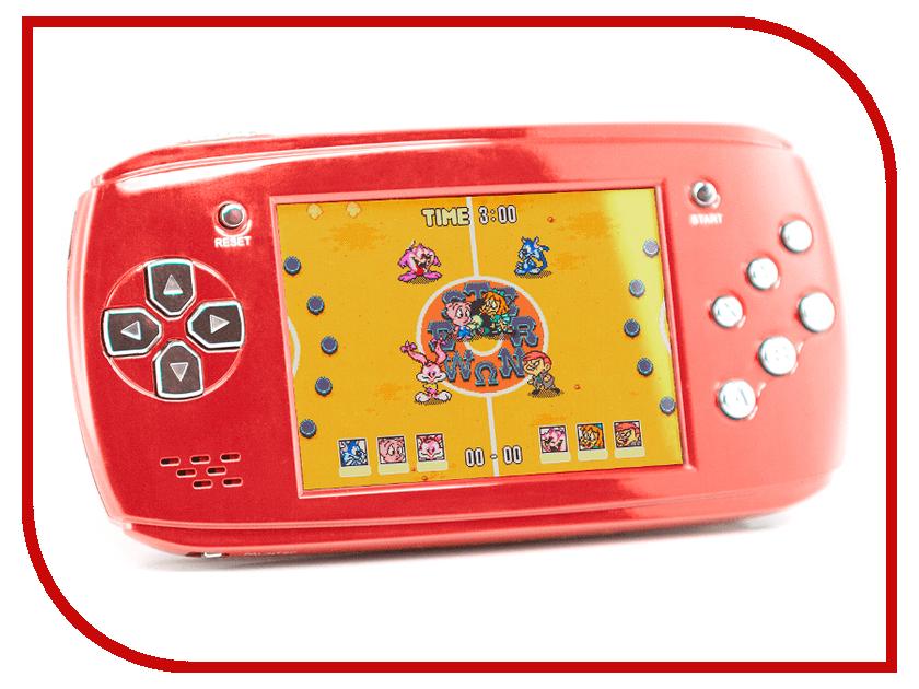 Купить Игровая приставка DVTech Scout Classic 16 bit Red + 9 игр