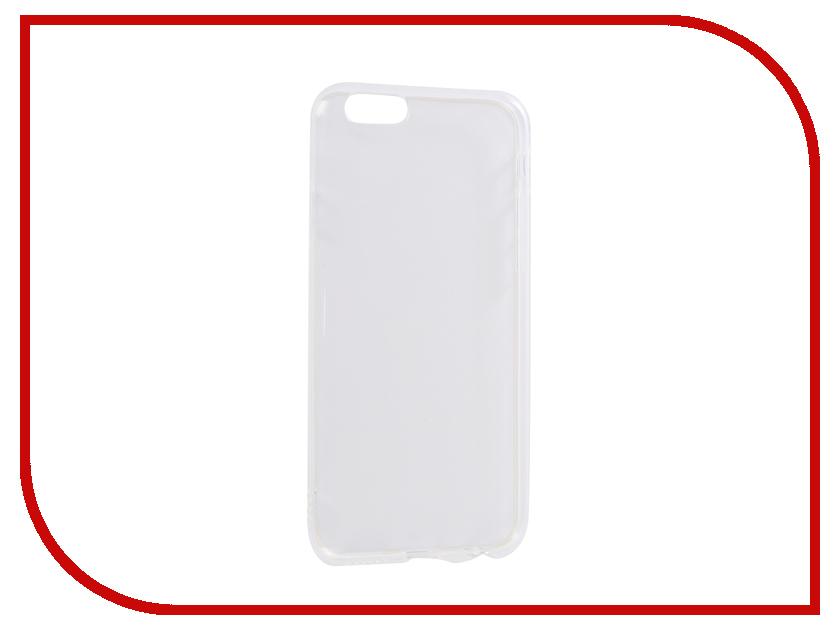 Купить Аксессуар Чехол для APPLE iPhone 6 Innovation Transparent 13112