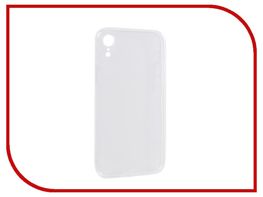 Купить Аксессуар Чехол для APPLE iPhone XR Innovation Transparent 13118