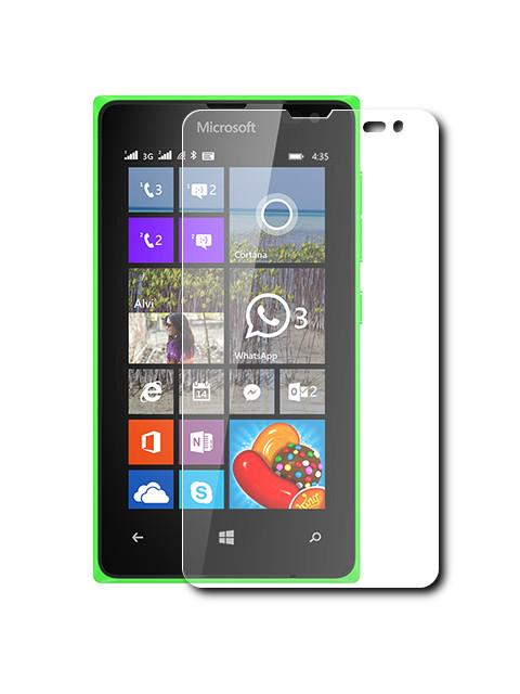 купить вспышка lumia 1020 Аксессуар Защитное стекло Krutoff для Nokia Lumia 540 0.26mm 21790