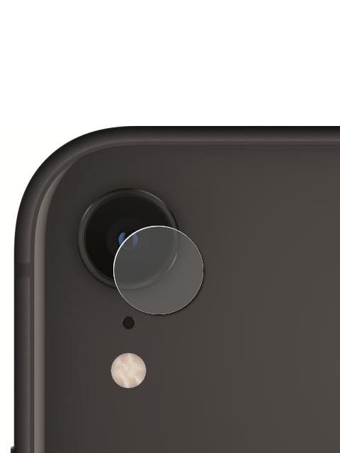 спот 541010 2 Аксессуар Защитное стекло на заднюю камеру Krutoff для APPLE iPhone 7 / 8 Back 02809