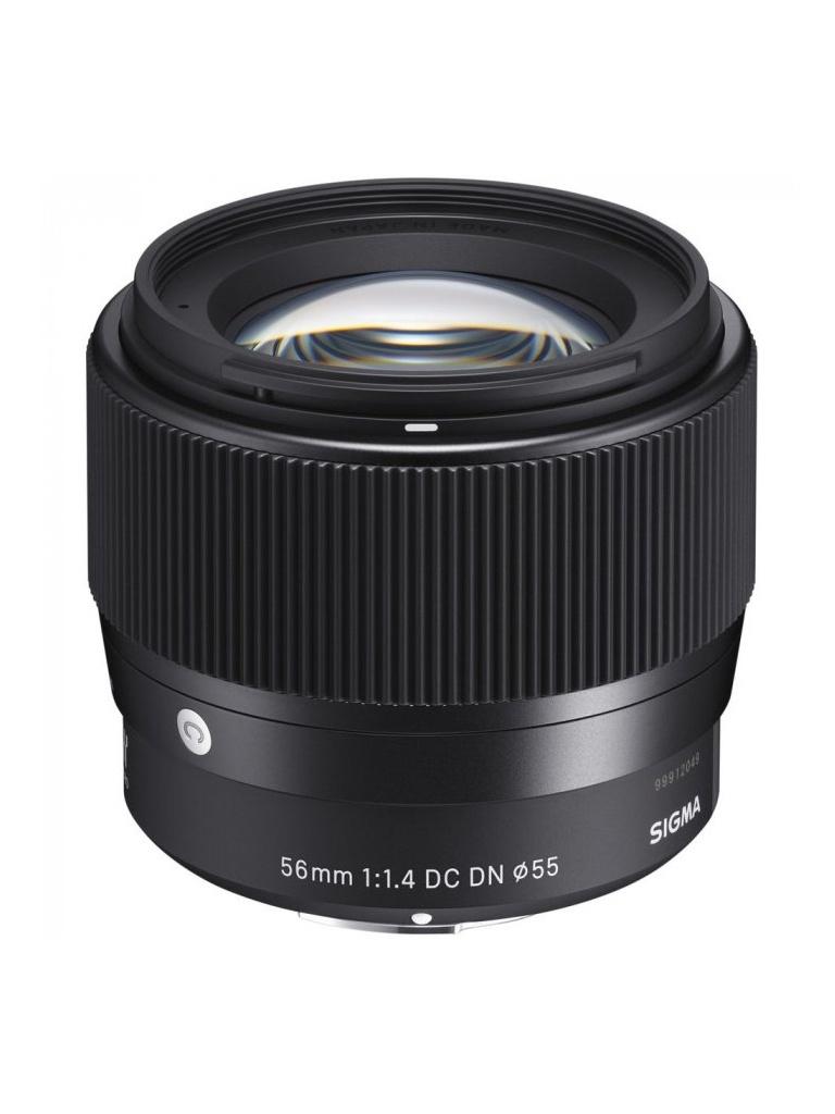 объектив fujifilm xf 56mm f 1 2 r Объектив Sigma 56mm f/1.4 DC DN Contemporary Micro 4/3