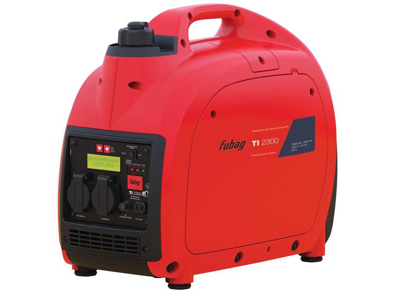 электрогенератор fubag ti 1000 Электрогенератор Fubag TI 2300