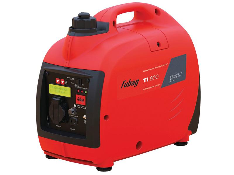 электрогенератор fubag ti 1000 Электрогенератор Fubag TI 800