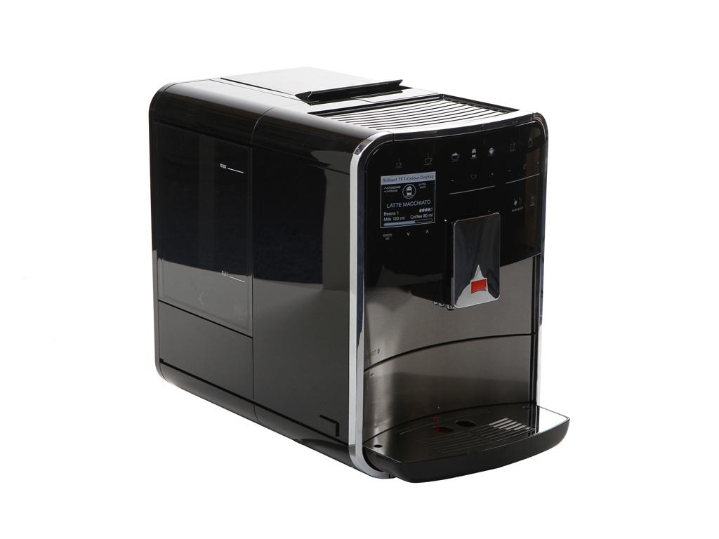 Кофемашина Melitta Caffeo F 860-100 кофемашина melitta caffeo barista ts smart нержавеющая сталь f 860 100