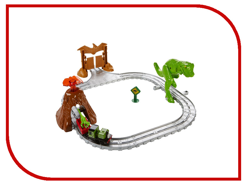 Купить Игрушка Mattel Fisher-Price Thomas And Friends Парк динозавров FBC67