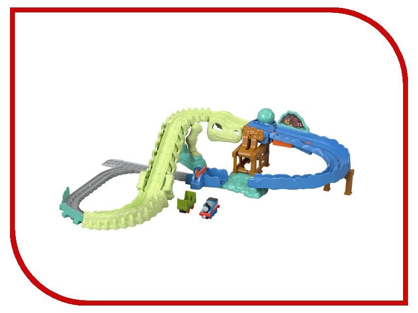 Купить Игрушка Mattel Fisher-Price Thomas And Friends Взрыв на динозавре! FJP86