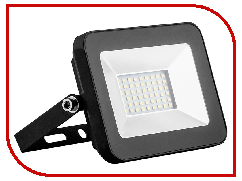 Купить Прожектор Feron SFL90-20 2835SMD 20W 6400K AC220V/50Hz IP65 Black 55064