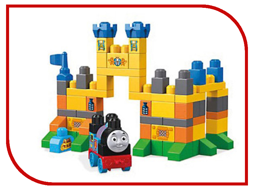 Купить Игрушка Mattel Fisher-Price Thomas And Friends Замок Улфстэд FVJ82