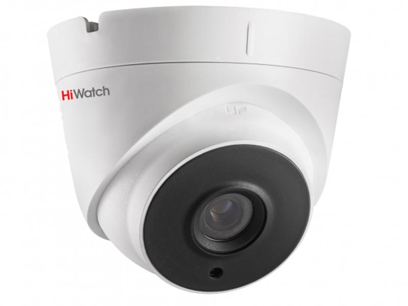аналоговая камера hiwatch ds t251 2 8mm Аналоговая камера HiWatch DS-T203P 2.8mm