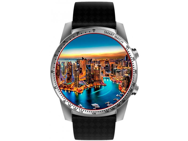 умные часы kingwear kw98 black Умные часы KingWear KW99 Pro Black